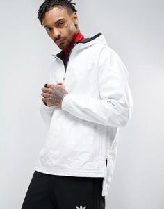 Белая куртка-ветровка adidas Originals Tokyo Pack NMD BK2214 - Белый