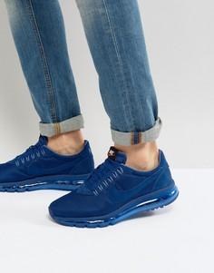 Синие кроссовки Nike Air Max LD-Zero 848624-400 - Синий