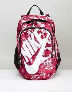 Рюкзак с камуфляжным принтом Nike Hayward Futura 2.0 BA5273-607 - Розовый