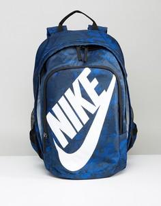 Рюкзак с камуфляжным принтом Nike Hayward Futura 2.0 BA5273-464 - Синий