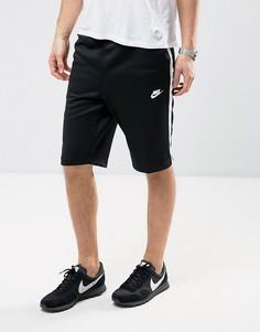 Черные шорты Nike 2 Tribute 678639-010 - Черный