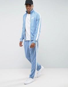 Голубой спортивный костюм Nike Season 840643-436 - Синий