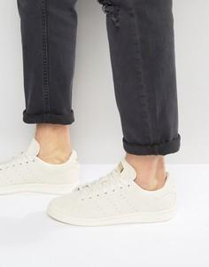 Белые кроссовки adidas Originals Stan Smith BA7441 - Белый