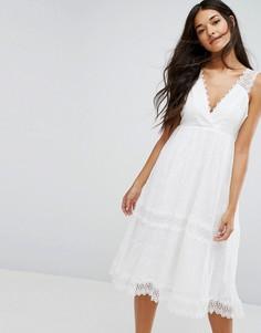 Летнее платье Lost Ink - Белый