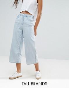 Джинсовая юбка-брюки Vero Moda Tall - Синий