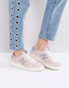 Розовые кроссовки New Balance 300 - Розовый