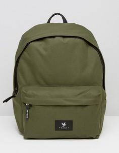 Рюкзак цвета хаки Devote - Зеленый