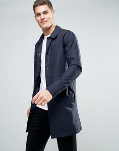 Премиум-куртка Jack & Jones - Темно-синий