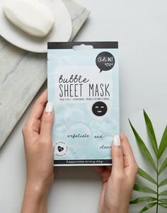 Тканевая маска с отшелушивающим и очищающим эффектом Oh K - Бесцветный