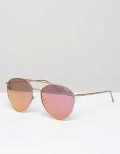 Солнцезащитные очки Quay Australia x Jasmine Indio - Золотой