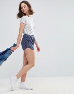 Трикотажные шорты Daisy Street - Темно-синий