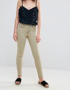 Зауженные джинсы Glamorous - Зеленый