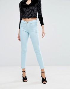 Зауженные джинсы Forever Unique - Синий