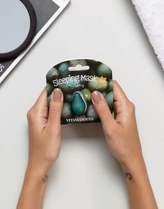 3D-маска в виде авокадо для нанесения перед сном Vitamasque - Бесцветный Beauty Extras