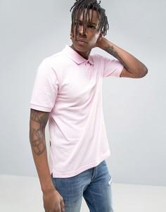 Розовая футболка-поло Nike SB 827602-612 - Розовый