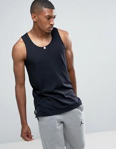 Черная майка Nike Jordan 23 Lux 846306-010 - Черный