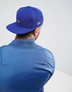 Бейсболка New Era 9Fifty LA Dodgers - Синий
