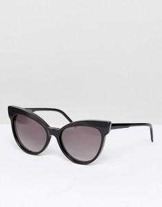 Солнцезащитные очки Wildfox Grand Dame - Черный