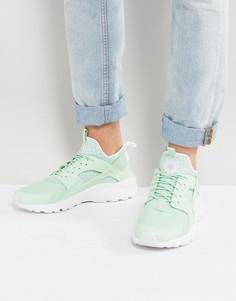 Зеленые кроссовки Nike Huarache Run Ultra 819685-302 - Зеленый