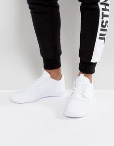 Белые кроссовки Nike Jordan Eclipse 724010-100 - Белый