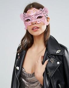 Розовая маска ASOS - Розовый
