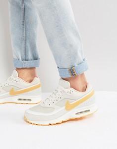 Серые премиум-кроссовки Nike Air Max BW 819523-002 - Серый