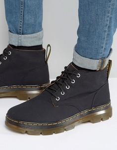 Парусиновые ботинки Dr Martens Bonny - Черный