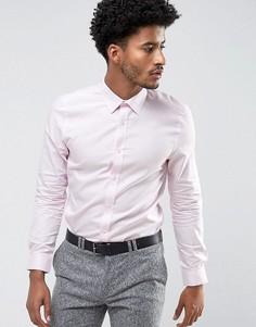 Рубашка в мелкий горошек Ben Sherman - Розовый