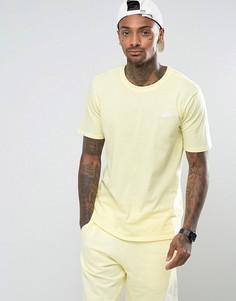Желтая футболка с вышитым логотипом Nike 827021-706 - Желтый