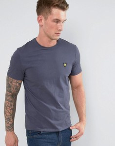 Серая футболка Lyle & Scott - Серый