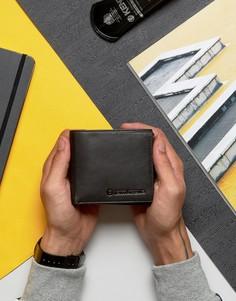 Классический бумажник с отделениями для карт Lambretta - Коричневый