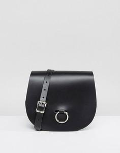Сумка The Leather Satchel Company - Черный