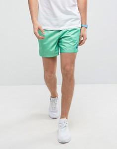 Зеленые шорты Nike 833879-351 - Зеленый