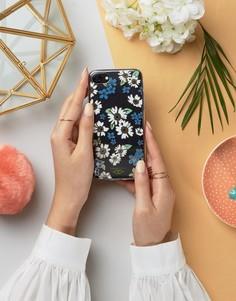 Чехол для iPhone 7 с цветочным принтом Zero Gravity - Мульти