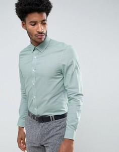Рубашка в ломаную клетку Ben Sherman - Зеленый
