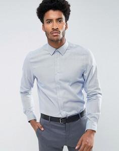 Рубашка в ломаную клетку Ben Sherman - Синий