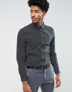 Рубашка в горошек Ben Sherman - Черный
