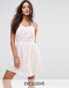 Пляжное платье Akasa - Белый
