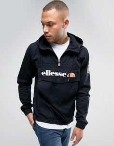 Куртка через голову Ellesse - Черный