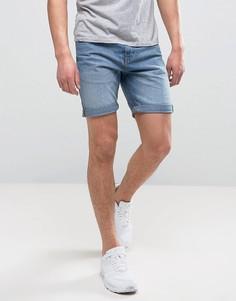 Джинсовые шорты Produkt - Синий