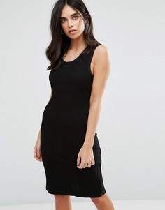 Платье Soaked In Luxury Plymouth - Черный