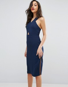 Облегающее платье BCBGeneration - Темно-синий