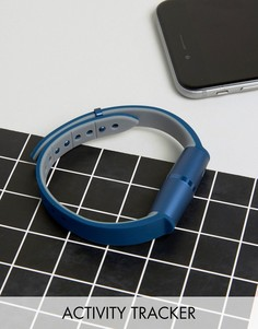 Фитнес-трекер синего цвета Fossil Q Motion - Темно-синий