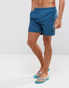 Синие шорты для плавания Only & Sons - Синий