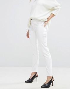 Зауженные джинсы Vila - Белый