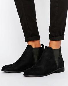 Ботинки челси ASOS ACUMEN - Черный