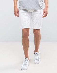 Джинсовые шорты Blend - Белый