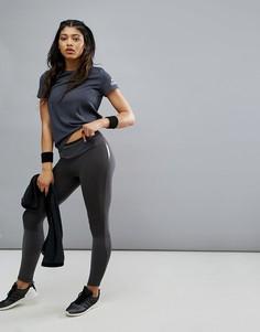 Леггинсы adidas Climaheat - Черный