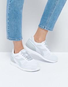 Серые кроссовки Diadora Titan - Серый