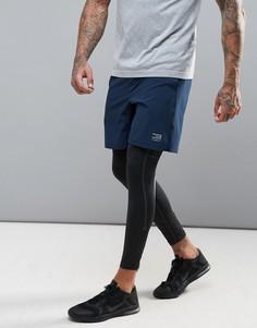 Спортивные шорты Jack & Jones Tech - Темно-синий